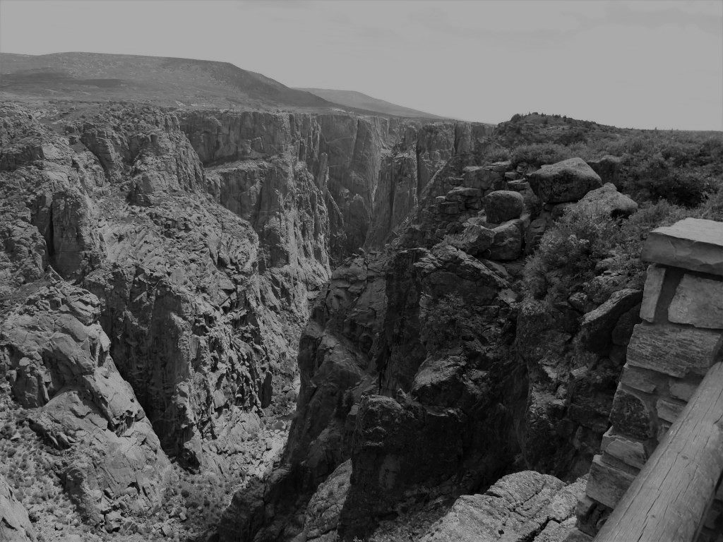 National Park photos Black Canyon of the Gunnison