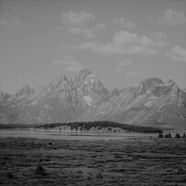 National Park photos Grand Teton