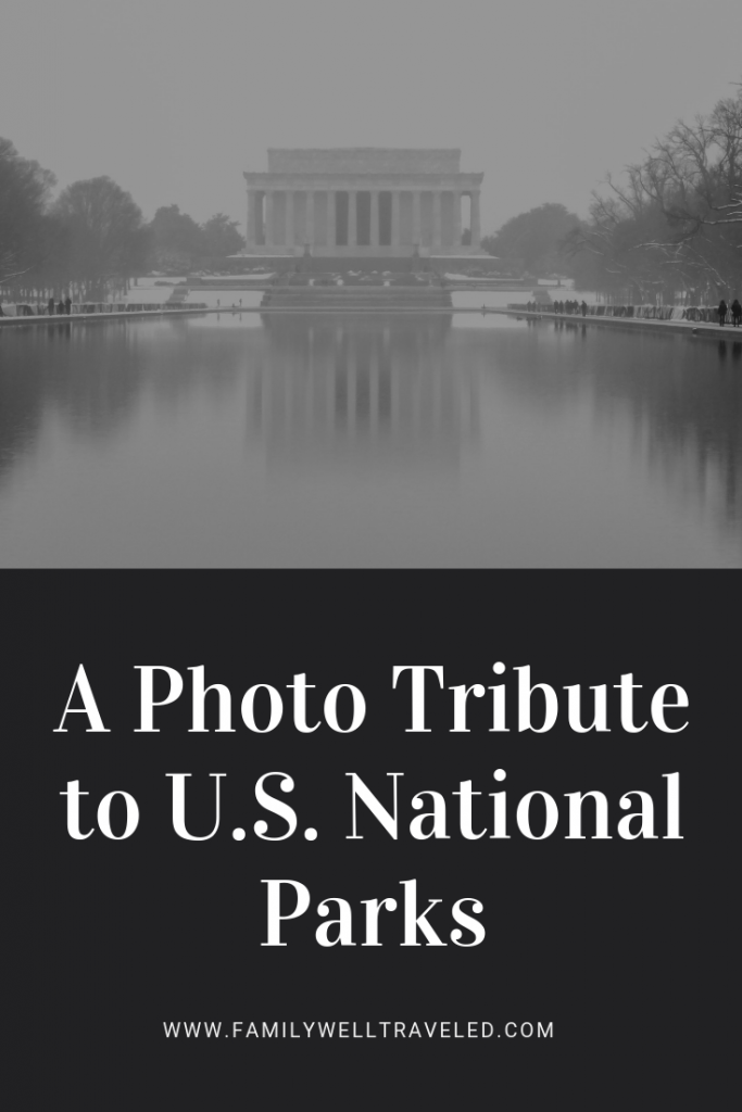 U.S. National Parks Photo Tribute