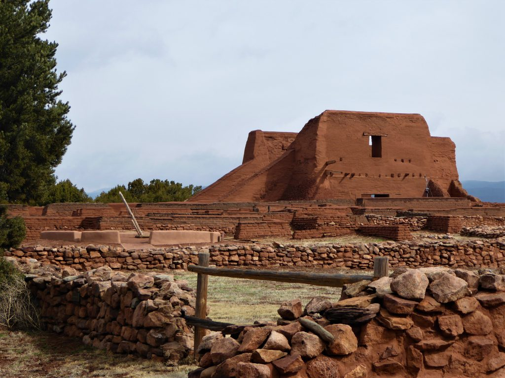 Pecos National Historical Park Church
