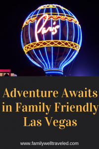 Family Friendly Las Vegas, Nevada, USA