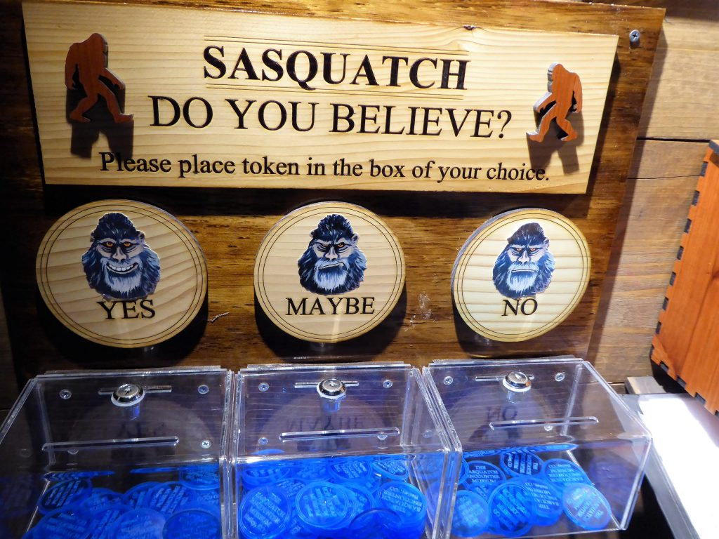 Sasquatch Outpost Poll