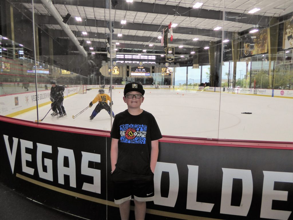 Golden Knights Family Friendly Las Vegas