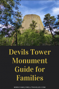 Devils Tower Guide for Families