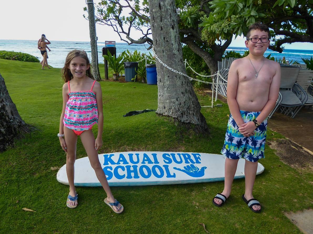Family Activities on Kauai - Kauai Surf School