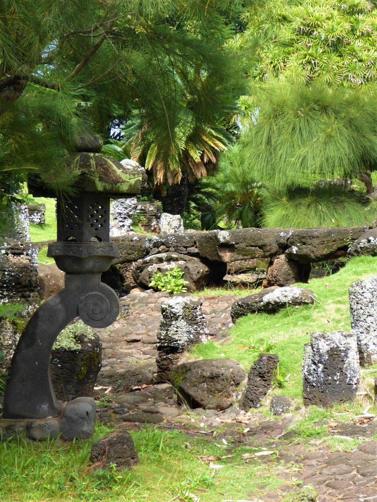 Kukuiolono Rock Garden