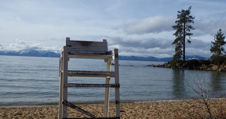 A Winter Trip to Lake Tahoe's Sand Harbor
