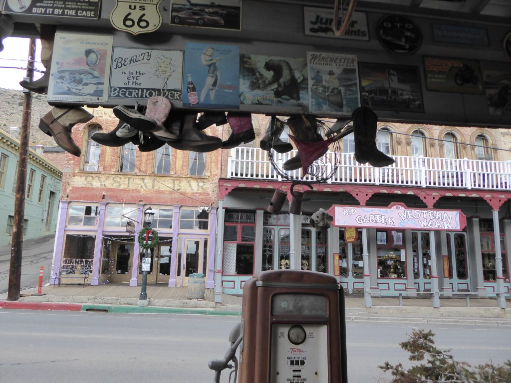 Virginia City Old West Charm