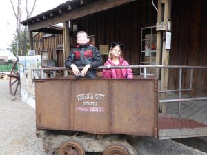 Family Trip to Virginia CIty