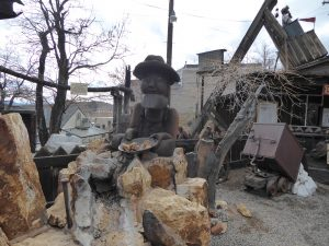 Mining Equipment in Virginia City