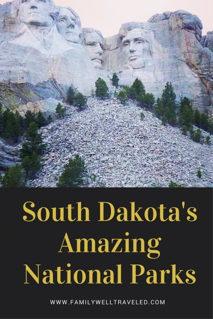 South Dakota's Amazing National Parks