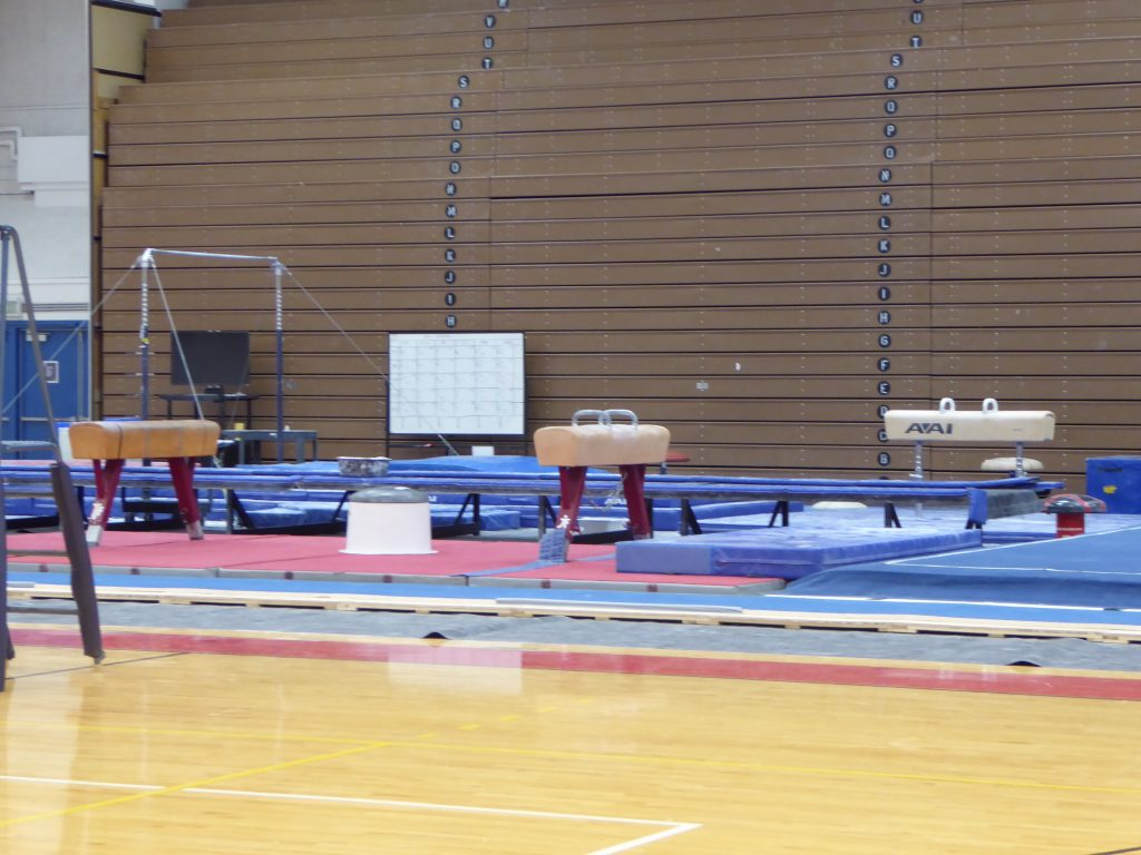 U.S. Olympic Training Center Gymnastics