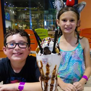 Great Wolf Lodge Colorado Springs Dessert