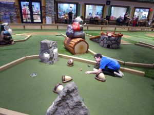 Great Wolf Lodge Colorado Springs Mini Golf Course
