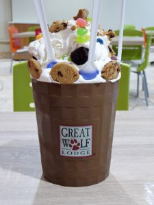 Great Wolf Lodge Colorado Springs Tipping Bucket