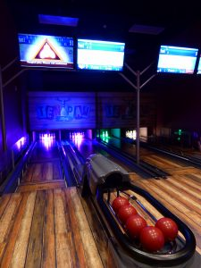 Great Wolf Lodge Colorado Springs Bowling Alley