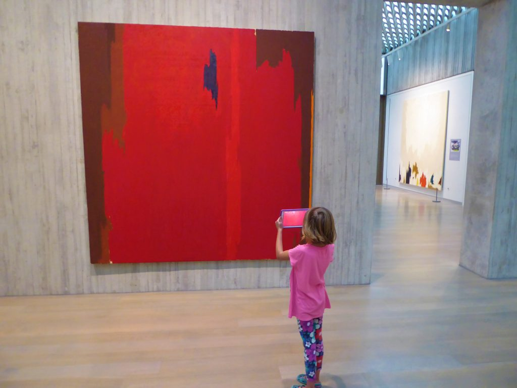 Fun Family Adventures in Denver Children and Art