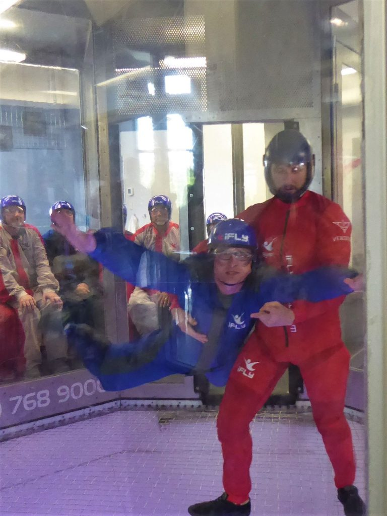 Fun Family Adventures in Denver Indoor Skydiving