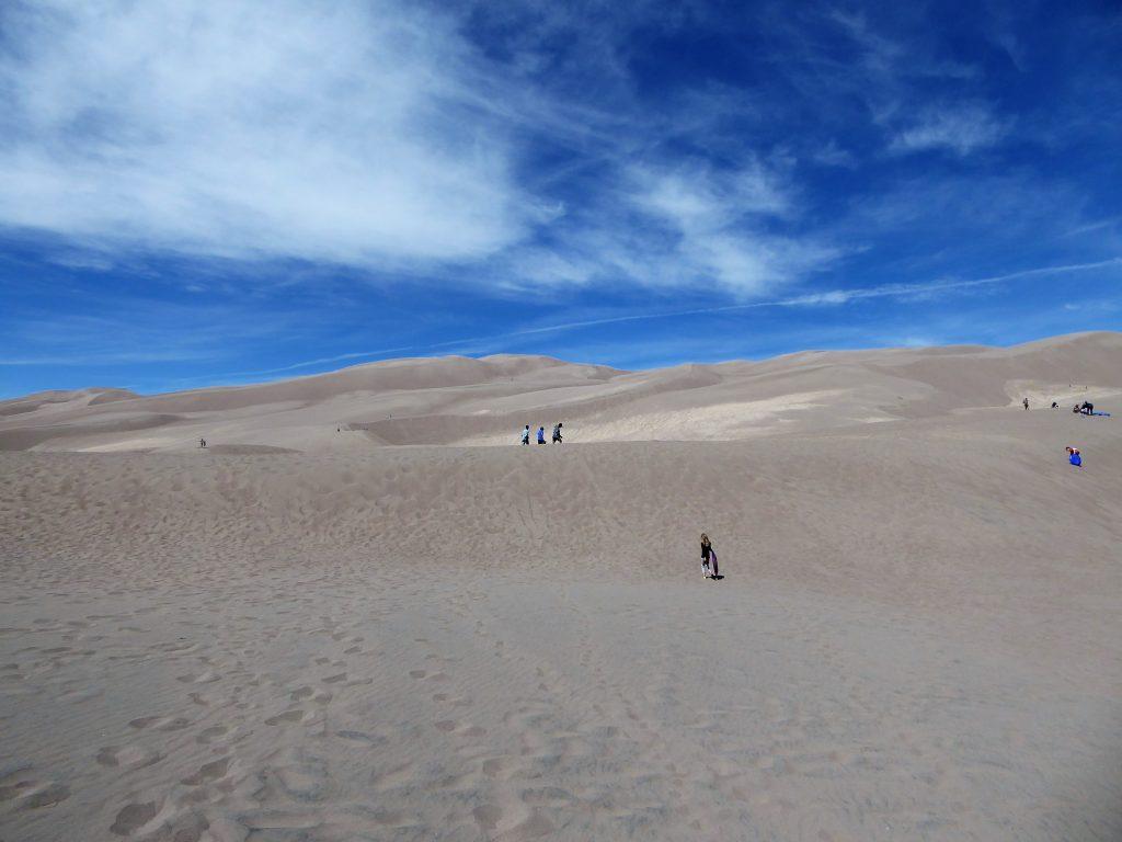 Great Sand Dunes Climb