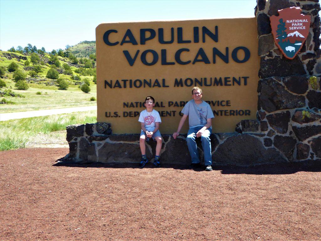 Capulin Volcano Family