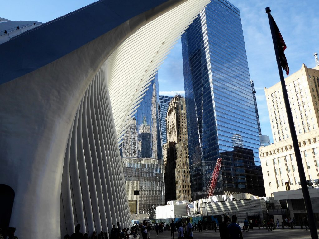 Ground Zero Oculus