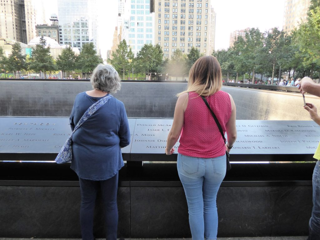 Ground Zero Reflecting Pools
