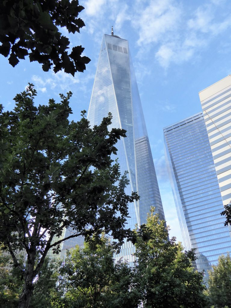 Ground Zero Freedom Tower