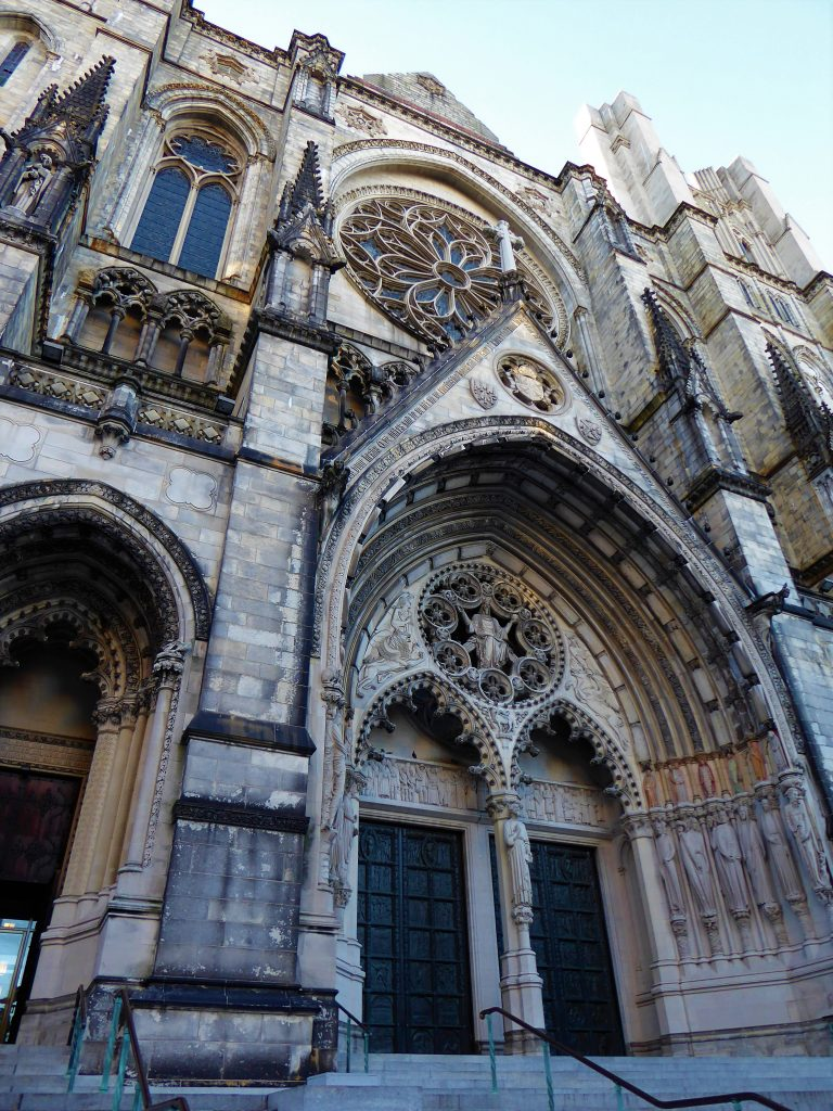 Upper Manhattan - St. John's the Divine Cathedral