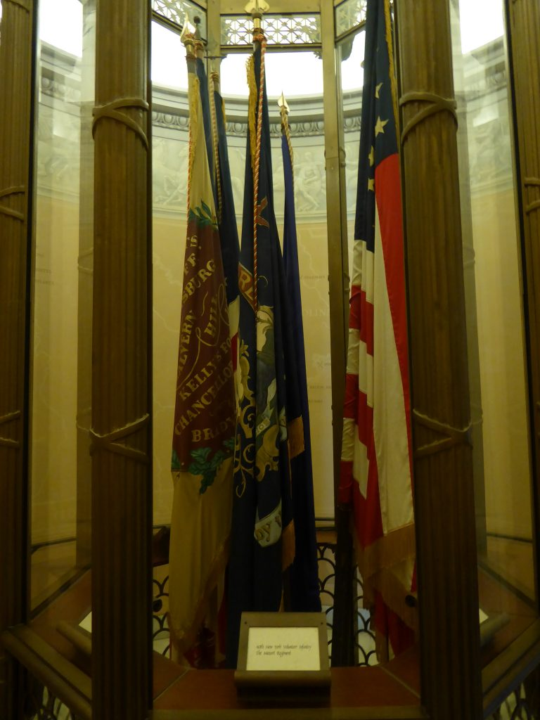 Upper Manhattan General Grant Flags