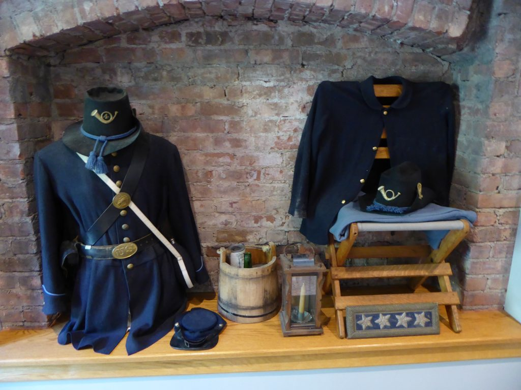 Upper Manhattan General Grant Uniform