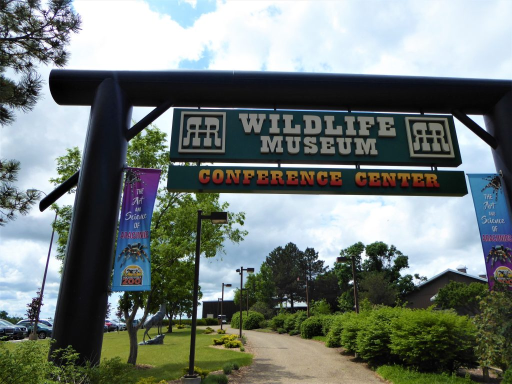 Rolling Hills Zoo Museum Entrance