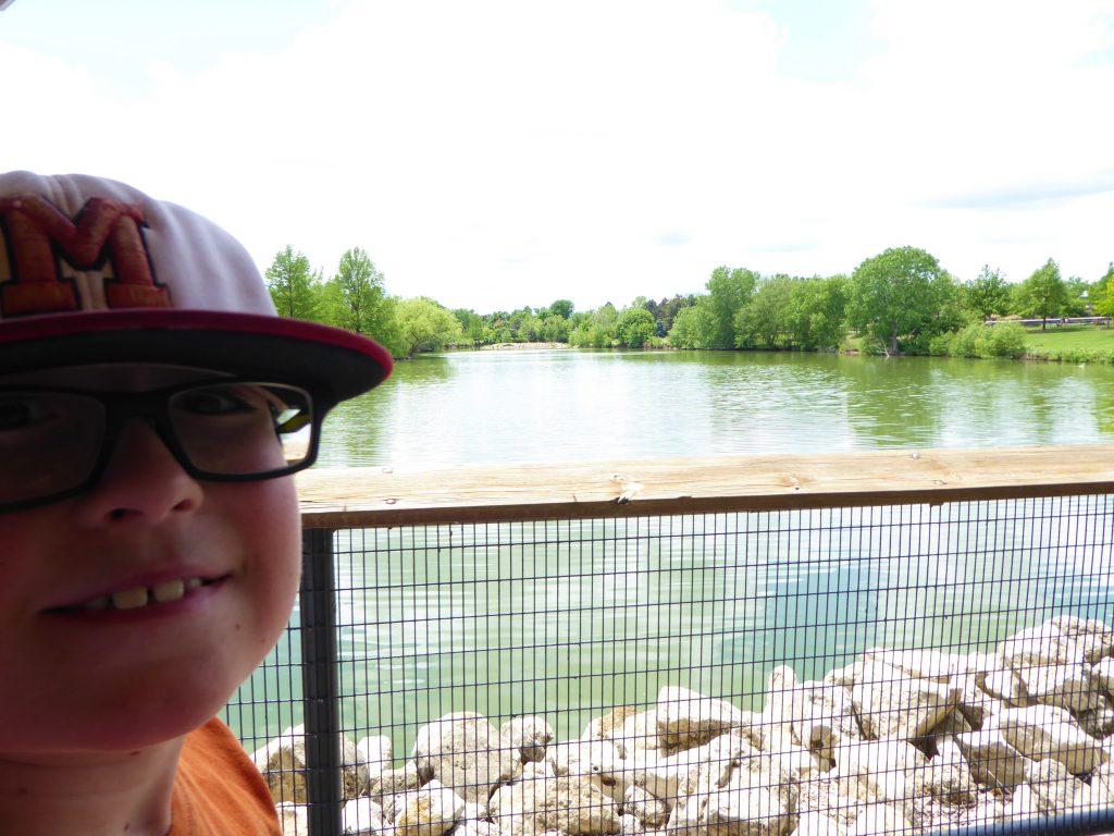 Rolling Hills Zoo Lake