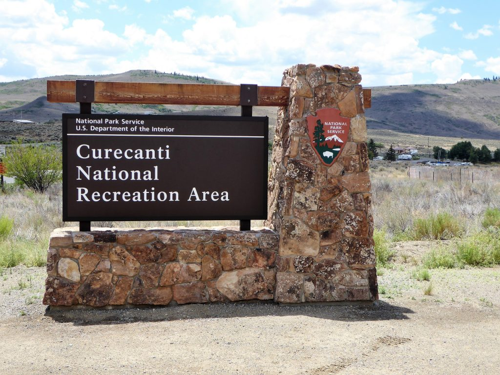 Black Canyon of the Gunnison National Park - Curecanti