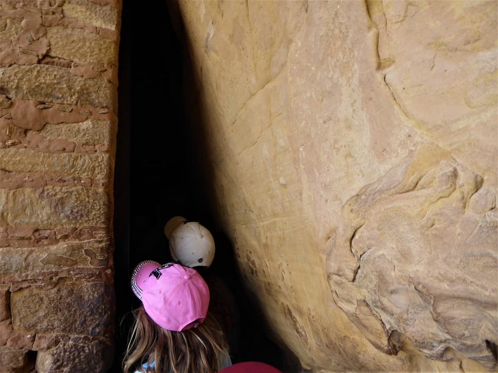 Balcony House Tour Crevice