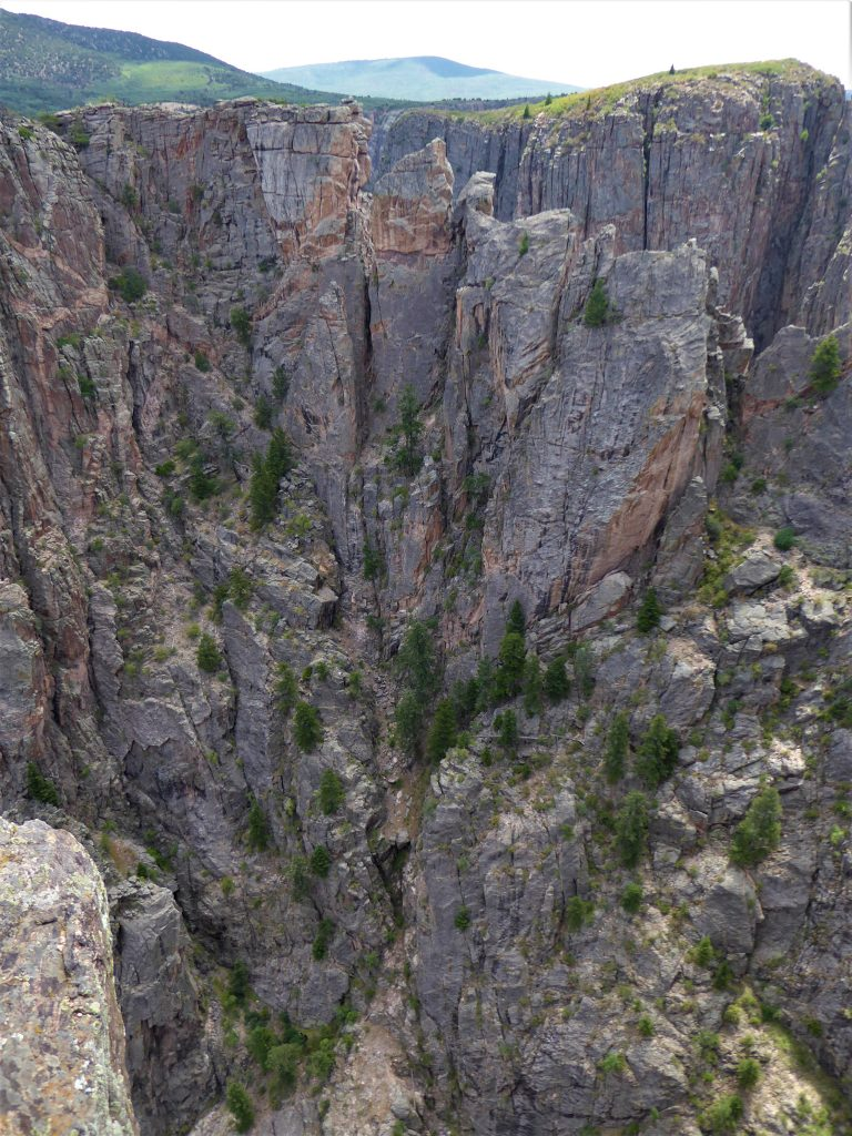 Black Canyon of the Gunnison National Park Devil's Lookout