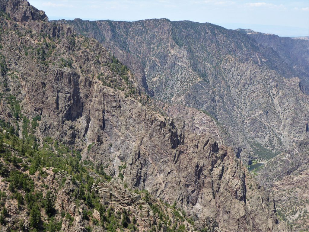 Black Canyon of the Gunnison National Park Dragon Point