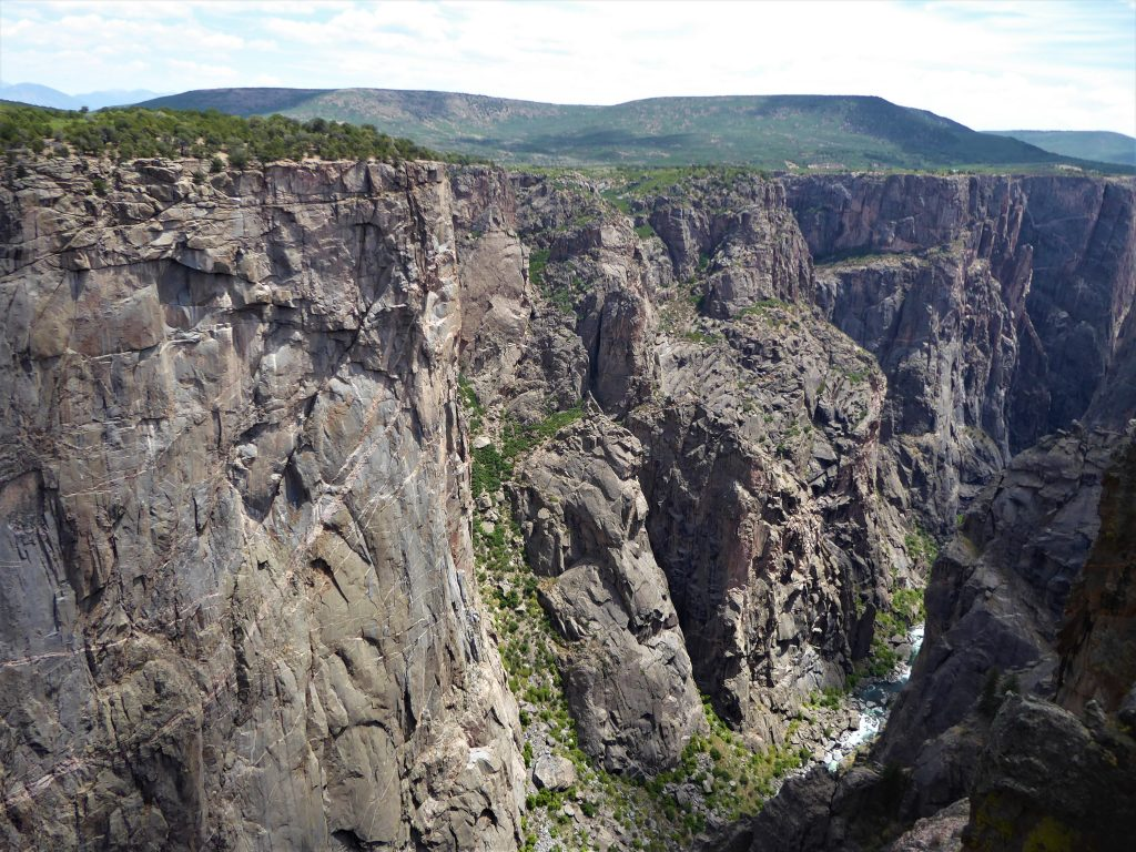 Black Canyon of the Gunnison National Park Overlook