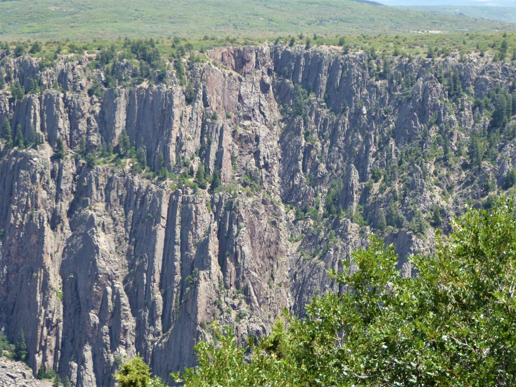 Black Canyon of the Gunnison National Park Gunnison Point