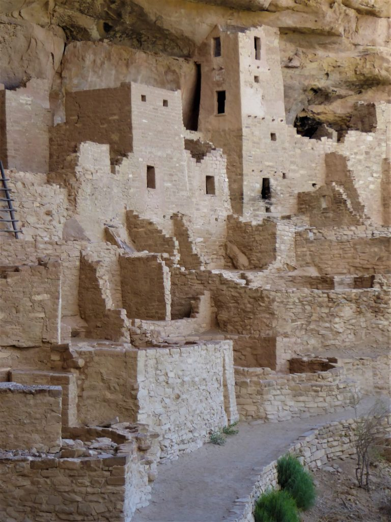 Ultimate Guide to Cliff Palace Tour Side View