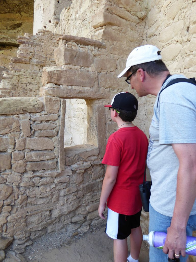 Ultimate Guide to Cliff Palace Tour Window