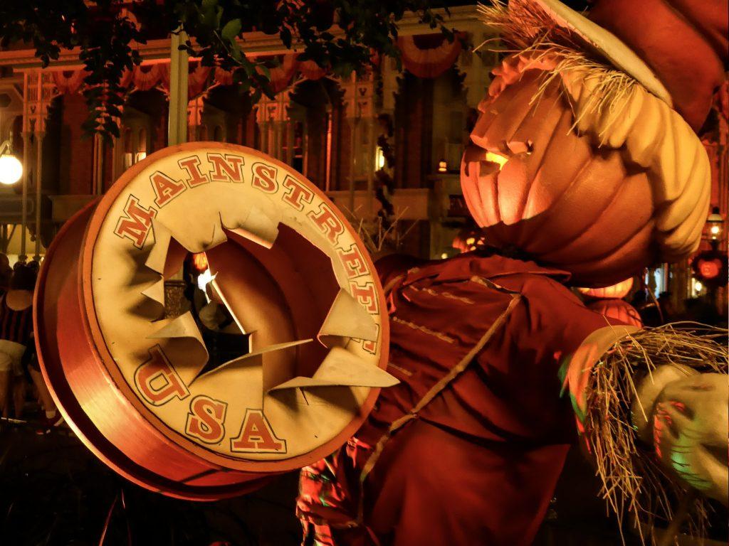 Disney's Not So Scary Halloween Party Scarecrow