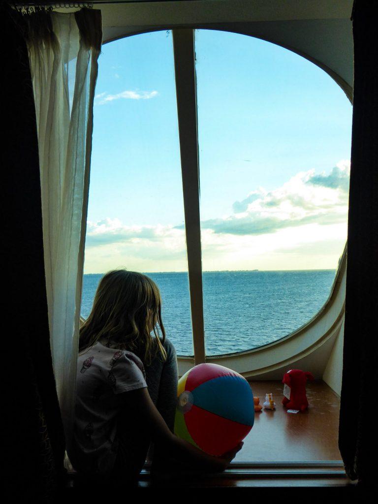 Brilliance of the Seas Window