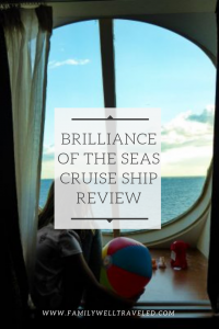Brilliance of the Seas Review