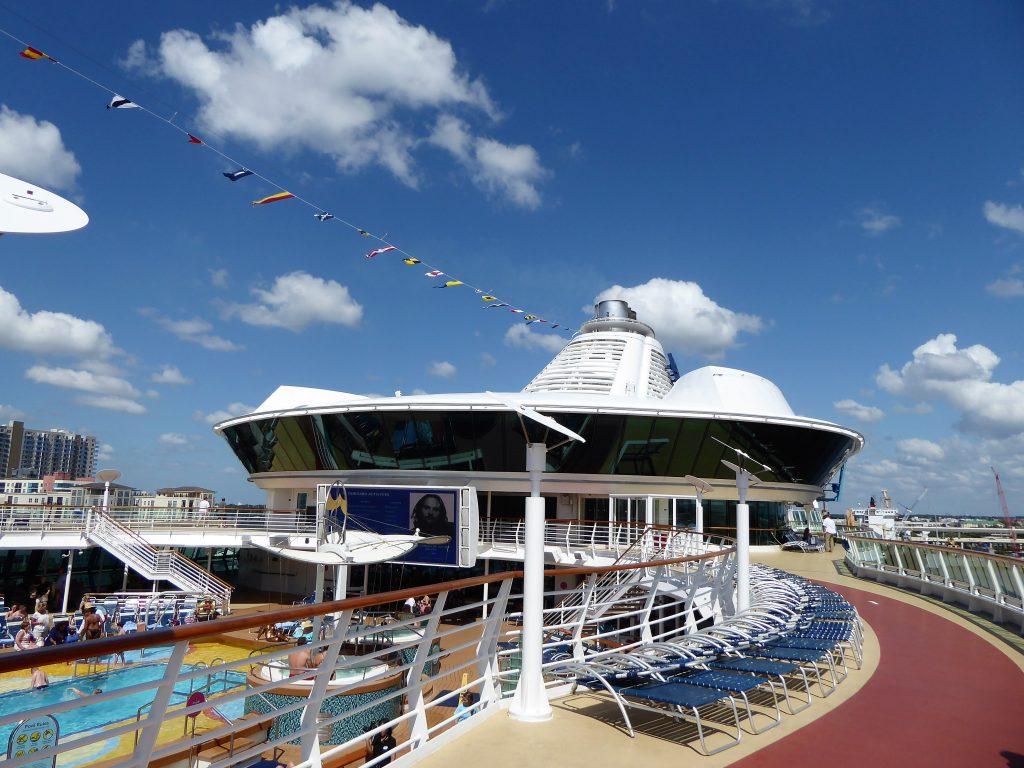 Brilliance of the Seas Pool