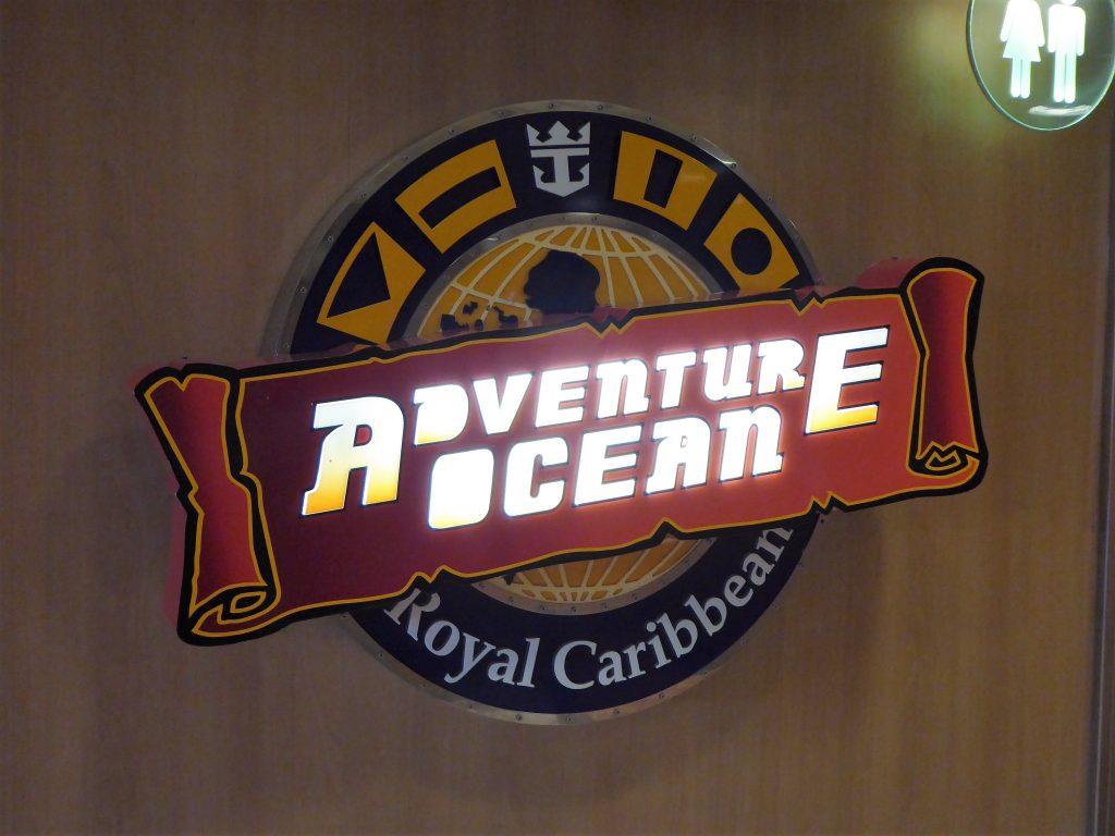 Brilliance of the Seas Adventure Ocean
