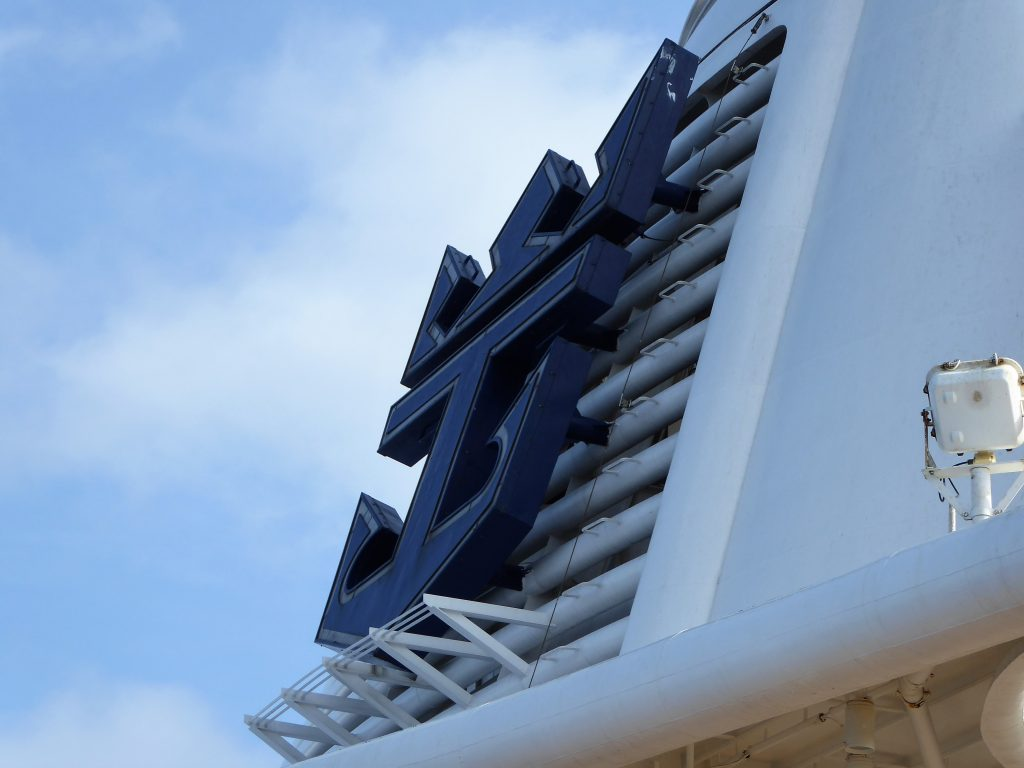 Brilliance of the Seas Royal Caribbean LOgo