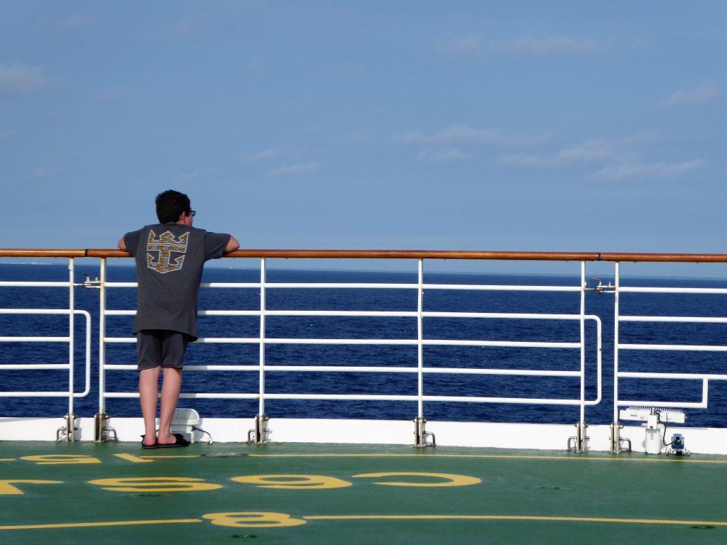 Brilliance of the Seas Caribbean Sea