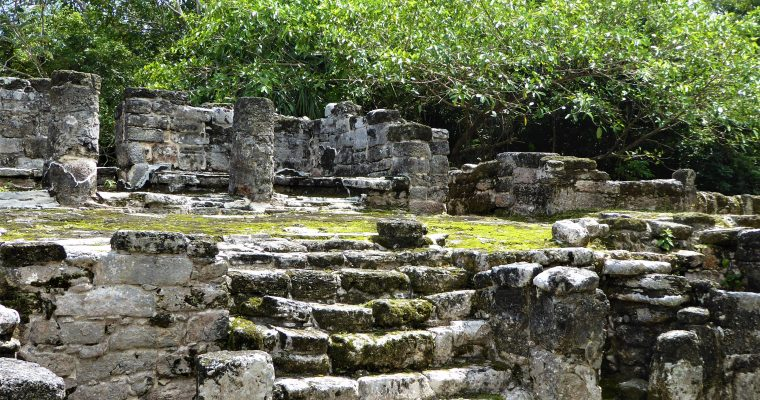Visit to the Mayan Ruins of San Gervasio