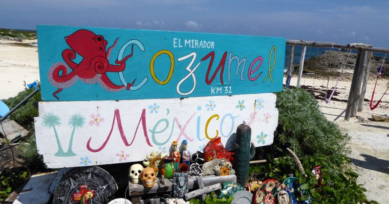 Cozumel's Spectacular El Mirador Beach