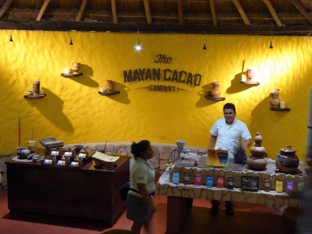 Mayan Cacao Company Demo Hall